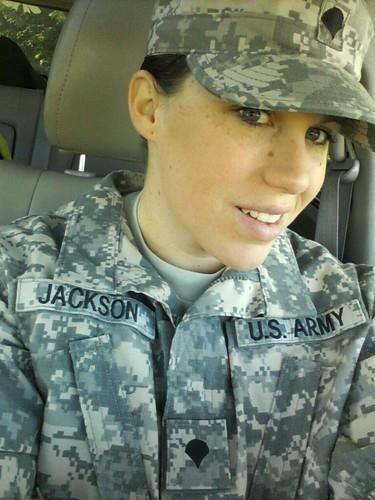 Warrior Woman Wednesday: Candace Jackson