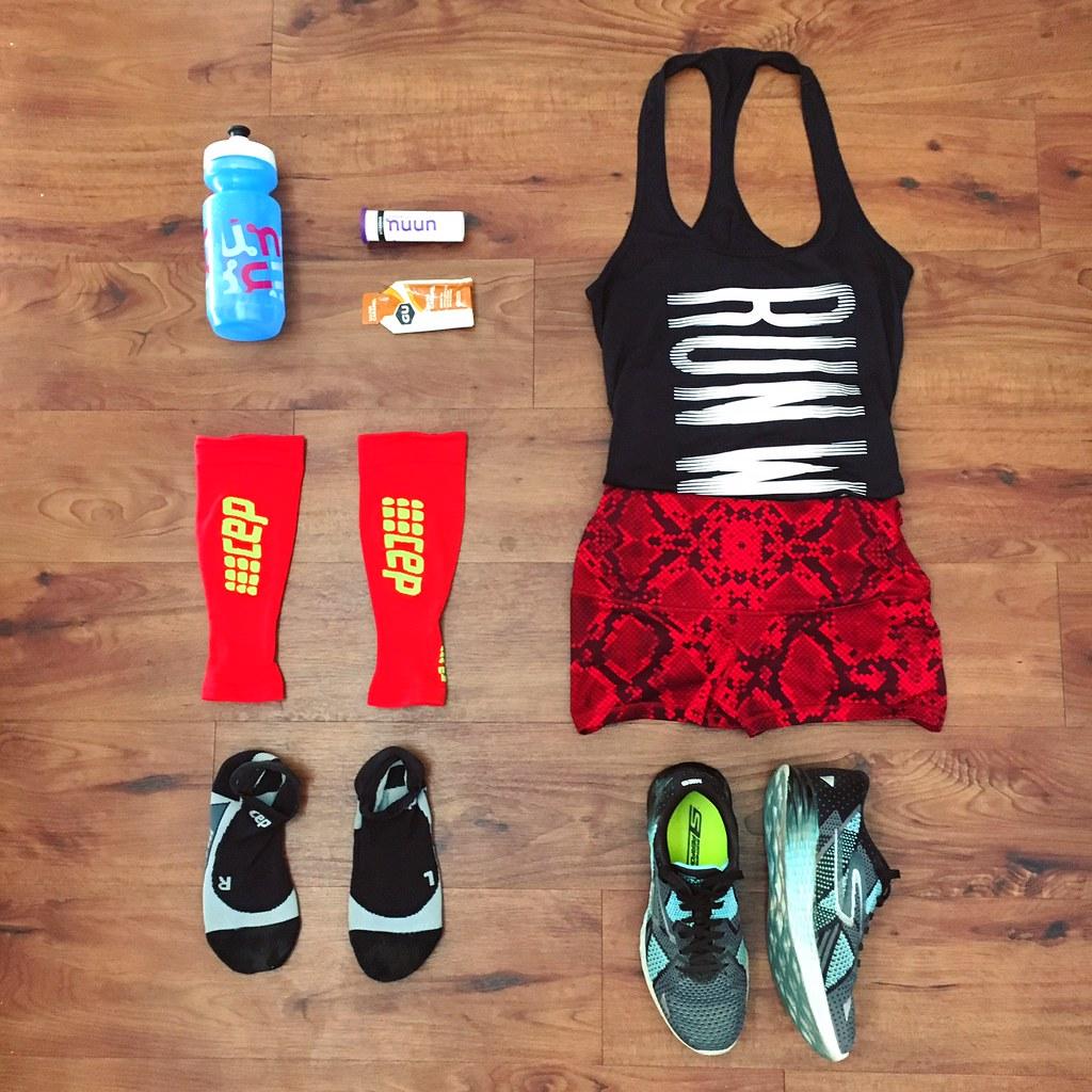 Half Marathon 2 Prep