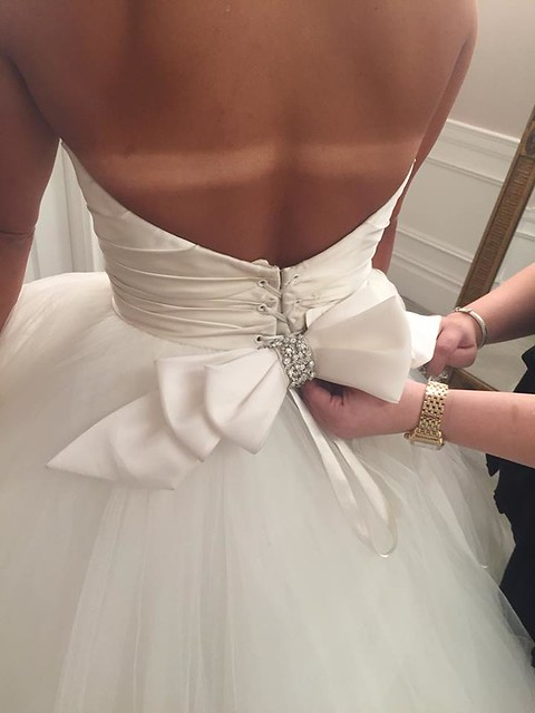 Saying Yes to the Dress!