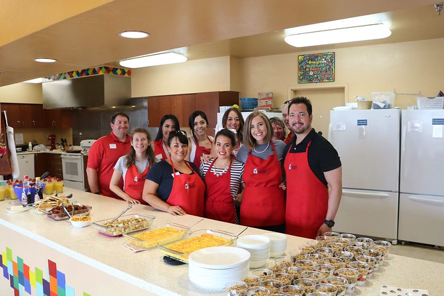 Chef for a Day at the Ronald McDonald House Charities of Southern Arizona