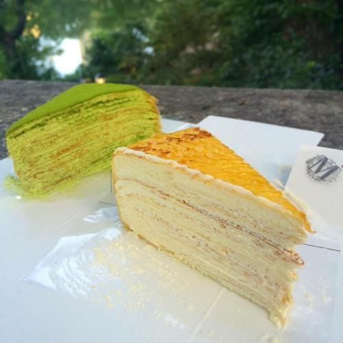 Top Matcha Desserts in New York