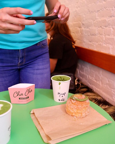 Top Matcha Desserts in New York