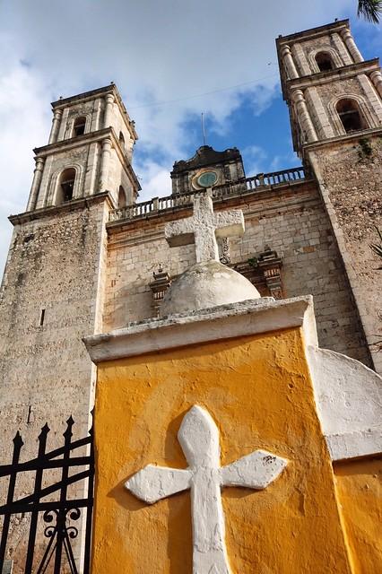 Chichen Itza and Valladolid