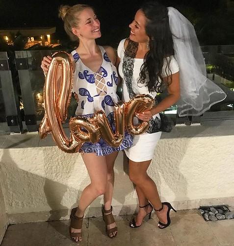 Bachelorette in Cancún