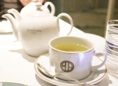 Afternoon Tea at Bergdorf Goodman