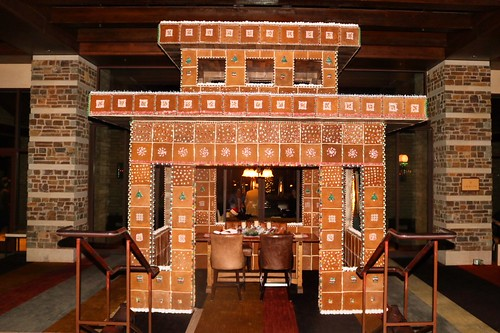 Gingerbread House Dining Experience at the Ritz-Carlton Dove Mountain