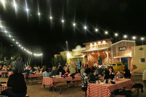 Loews Ventana Canyon Resort: First Annual Rockability and Blues BBQ