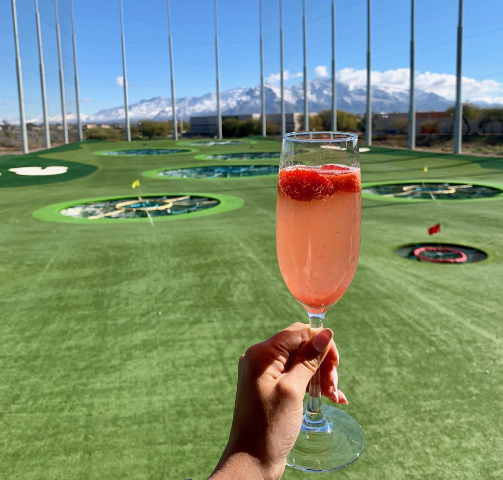 Topgolf Brunch