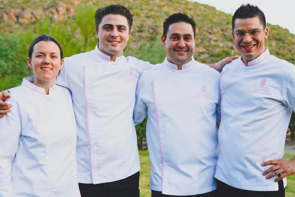 Ritz-Carlton, Dove Mountain Culinary Team