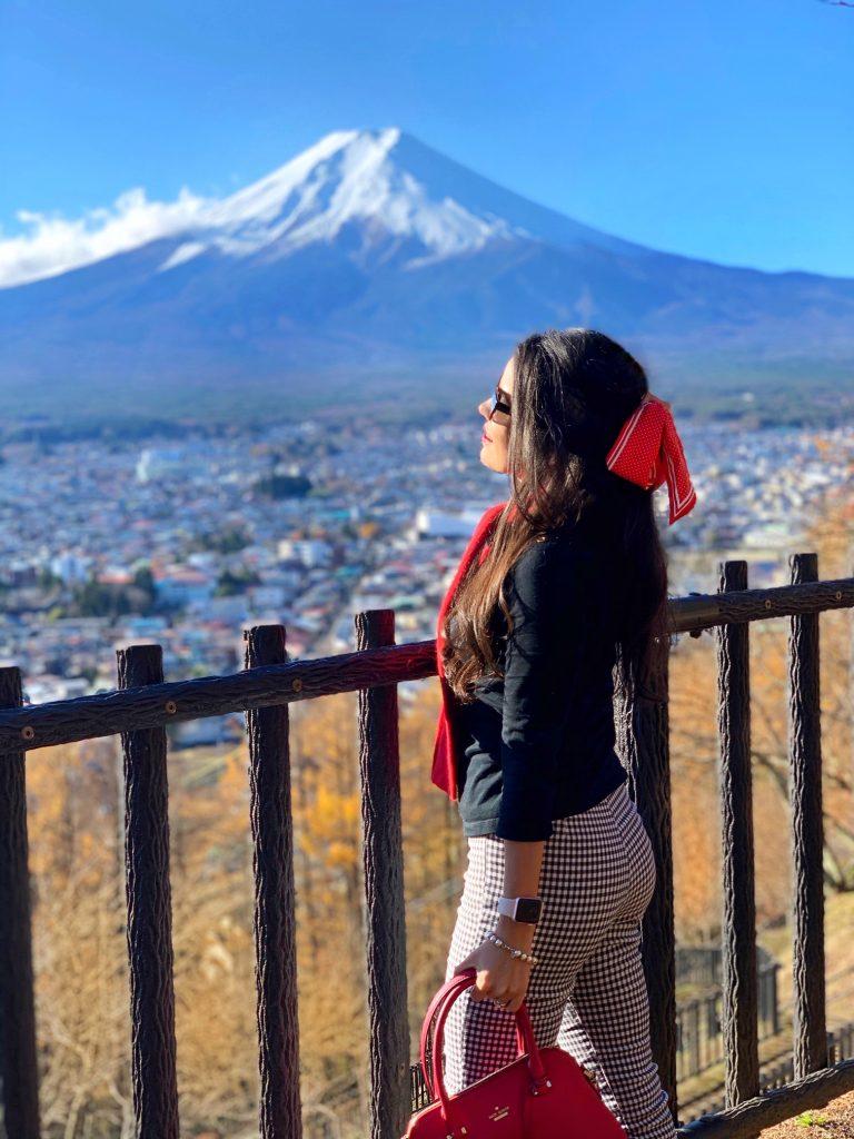 Happily Pink Tokyo to Mount Fuji Natalie Moe
